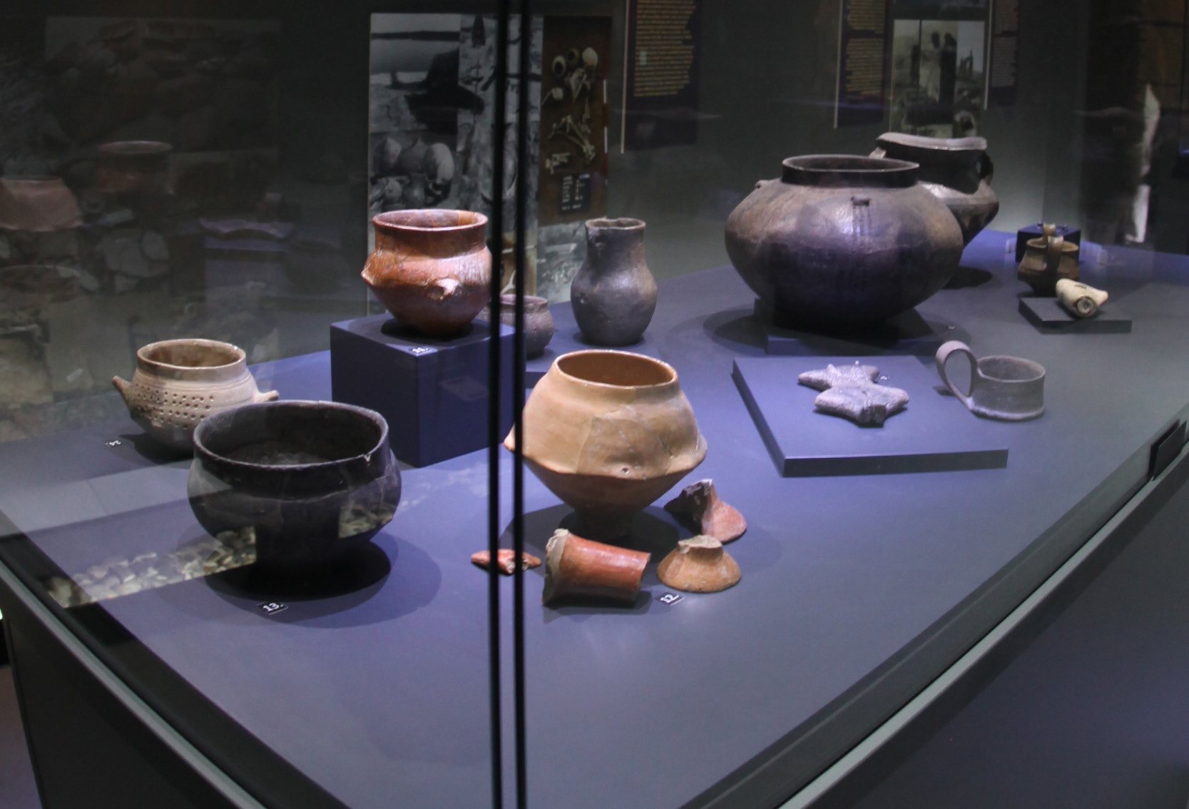 Ceramic pottery, Neolithic Age